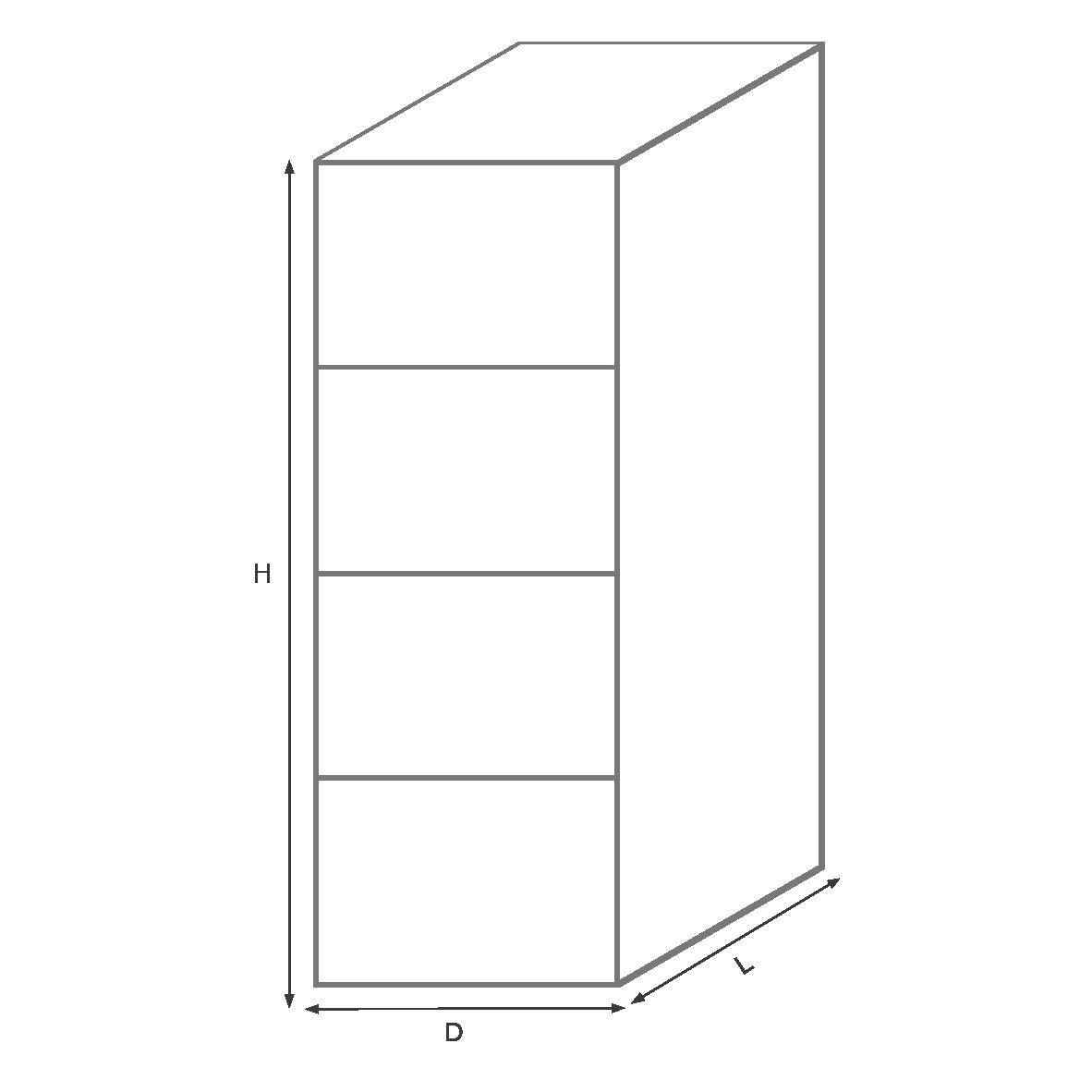 فایل 4 کشو معمولی 600FR تک رمز مکانیکی